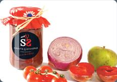 Redcurrant & Strawberry Jam