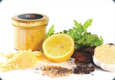 Wholegrain Beef & Horseradish Mustard